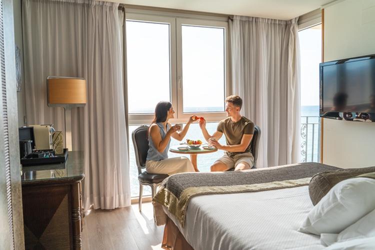 Chambre hôtel villa venecia boutique benidorm