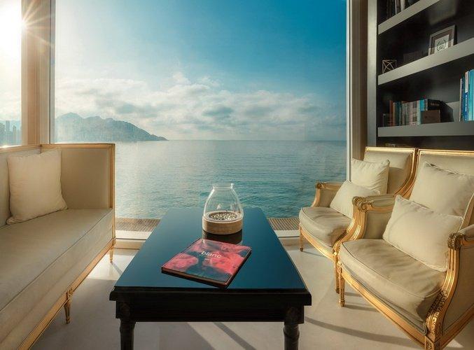 Zones communs hôtel villa venecia boutique benidorm