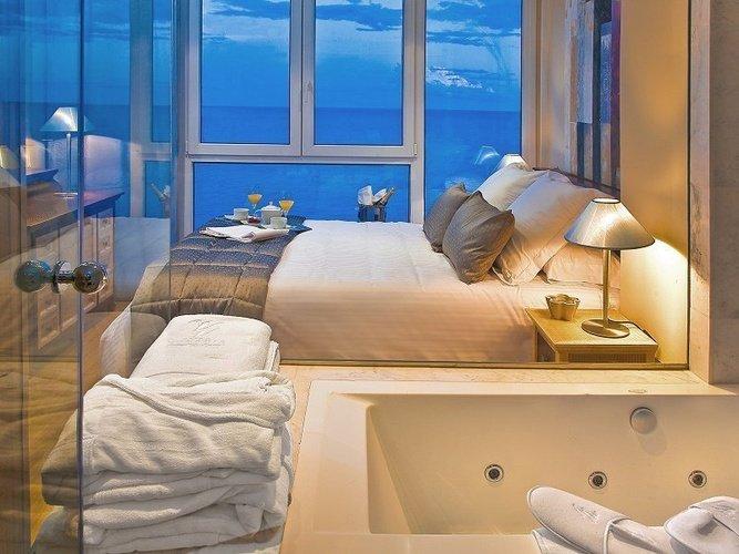 Chambre supreme individuelle hôtel villa venecia boutique benidorm