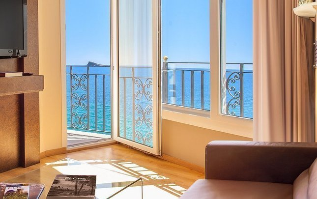 Deluxe Junior Suite 'Sea View' Villa Venecia Boutique Benidorm