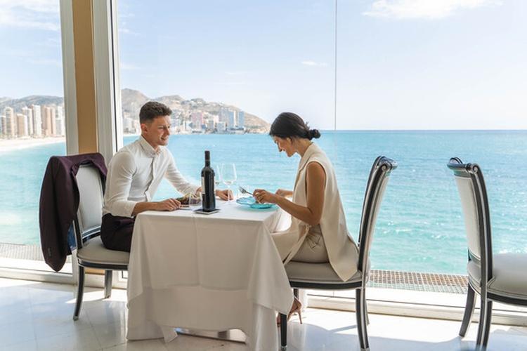 Restaurant hôtel villa venecia boutique benidorm