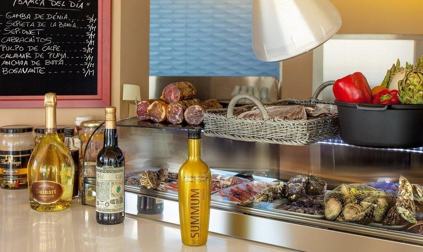 Restaurant Gourmet Lounge 'Llum de Benidorm' Villa Venecia Boutique Benidorm