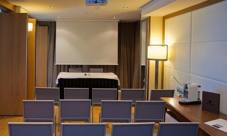 Salle de réunion et 'Blogroom' Hôtel Villa Venecia Boutique Benidorm